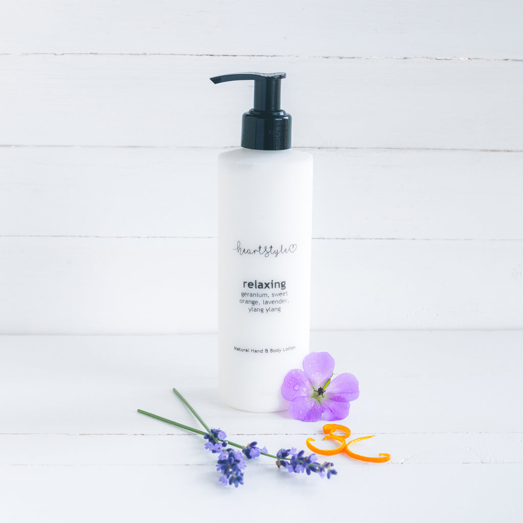 Relaxing Hand and Body Lotion