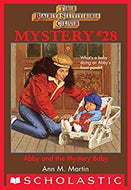 Abby and the Mystery Baby,  M #28