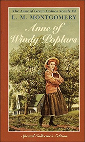 Anne of Windy Poplars #4