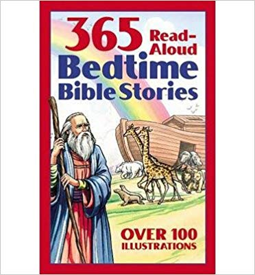 Bedtime Bible Story Book