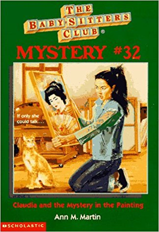 Claudia and the Mystery in the Painting #32