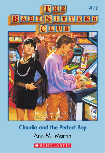 Claudia and the Perfect Boy #71