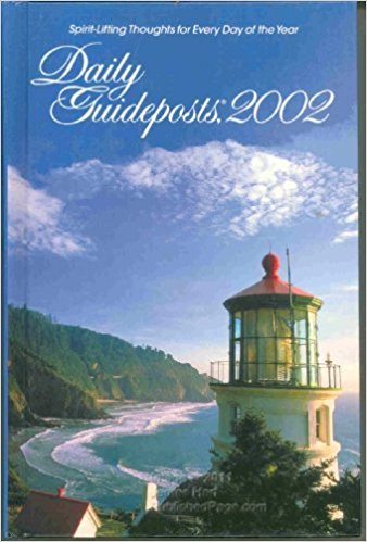Daily Guideposts 2002