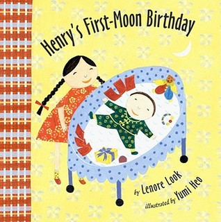 Henry's First Moon Birthday