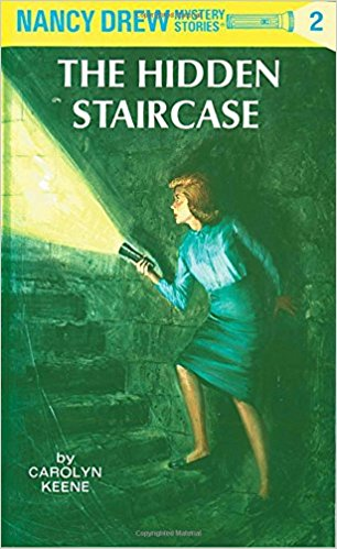 Hidden Staircase, The (Nancy Drew Series 2)