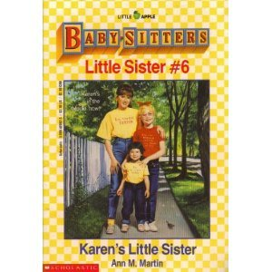 Karen's Little Sister, LS #6
