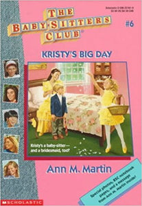 Kristy's Big Day #6