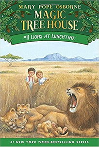 Lions at Lunchtime (Magic Tree House 11)