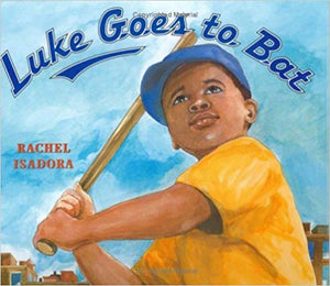Luke Goes to Bat