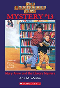 Mary Anne and the Library Mystery #13