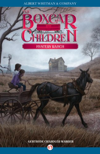 Mystery Ranch (Book 4)