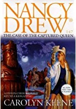Case of the Captured Queen (Nancy Drew Series 147)