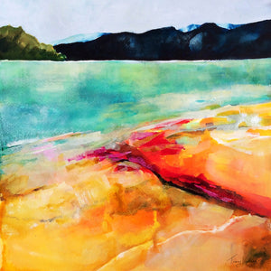 Hierve el Agua - (Downloadable Art Print)
