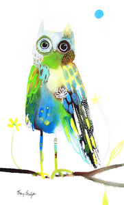 Wide Eyed Wonder - (Downloadable Art Print)