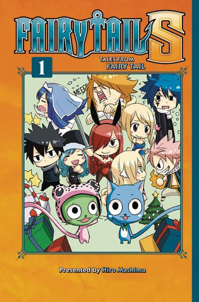 FAIRY TAIL S GN VOL 01 (OF 2) TALES FROM FAIRY TAIL