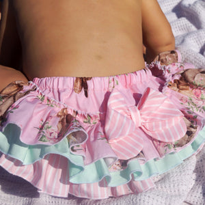 Easter Frilly tushies in pink