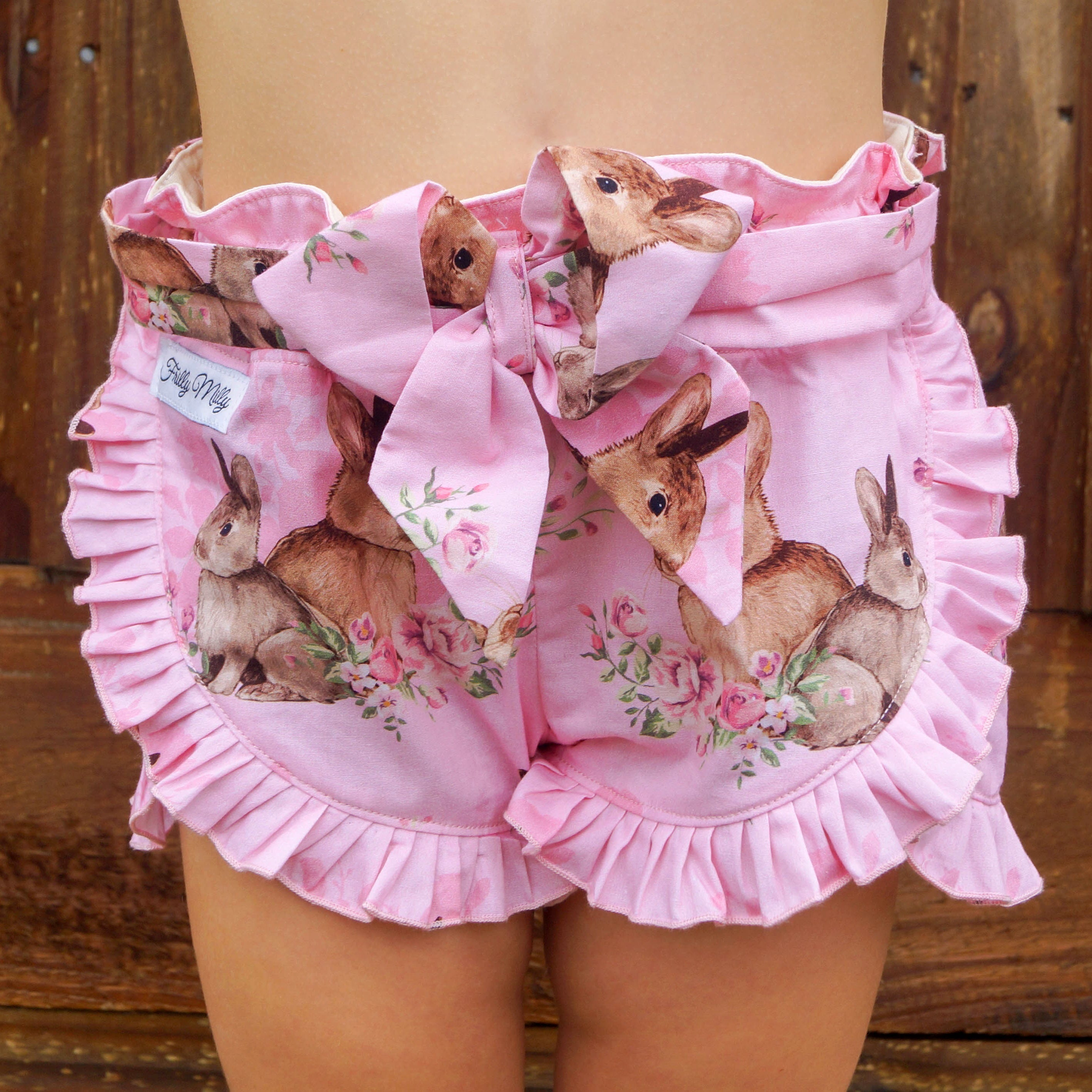 Easter Shorts in Pink, Mint, Lavender or Navy