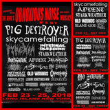 Obnoxious Noise Fest 2018 - 3 Day Pass