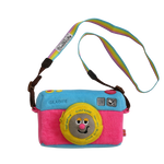 Colorful Camera Pouch