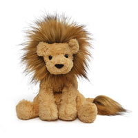 Cozy Lion Plush Doll