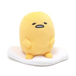 Gudetama Sitting Plush 6""