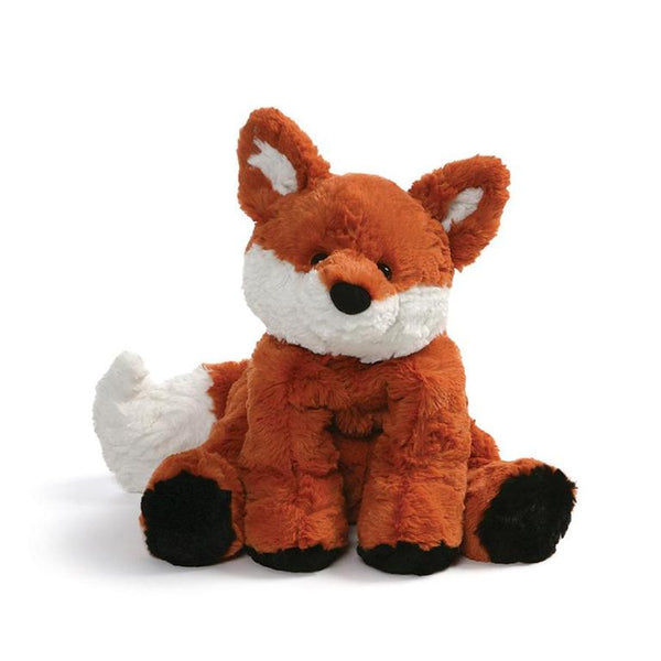 Cozy Orange Fox Plush Doll