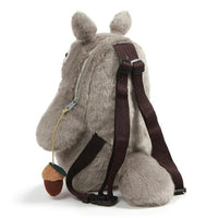 Licensed Studio Ghibli Totoro Deluxe Plush Backpack