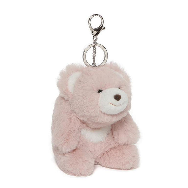 Snuffles Keychain Pink