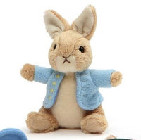 Classic Peter Rabbit Beanbag Mini Plush