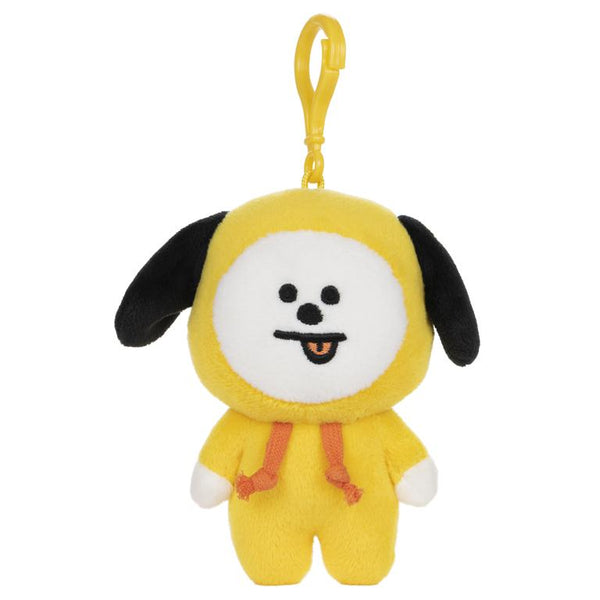 BTS BT21 Chimmy Backpack Clip