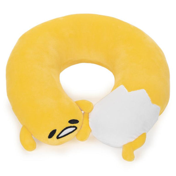 Gudetama Travel Neck Pillow