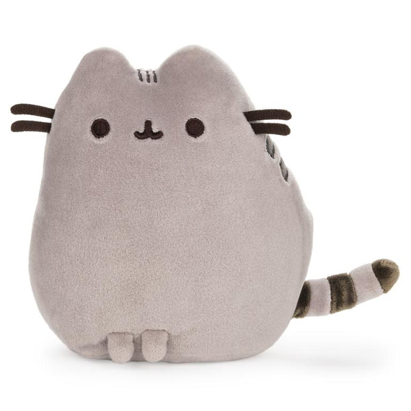Pusheen Pet Pose Grey Plushie 6 inch