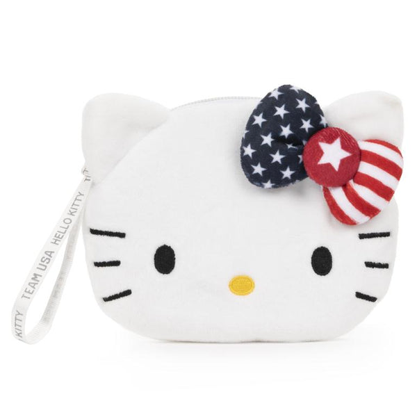 Hello Kitty Team USA Olympics Coin Purse