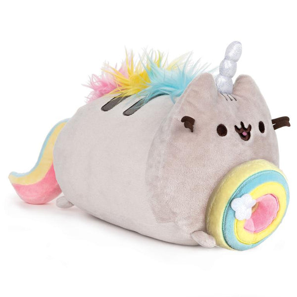 Pusheenicorn Donut Log 9.5 inch