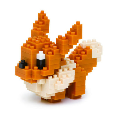 Pokemon Evee Nanoblocks