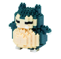 Pokemon Snorlax Nanoblocks