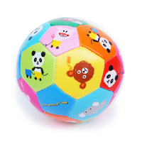 Japanese Soft Toy Jingle Soccer Ball for Babies and Kids