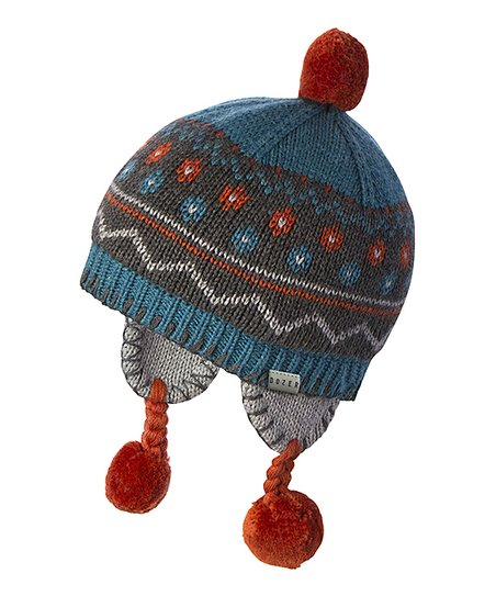 Baby Boys' Blake Peru Winter Hat