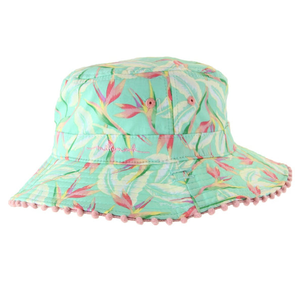 Harmony Mint Bucket Hat