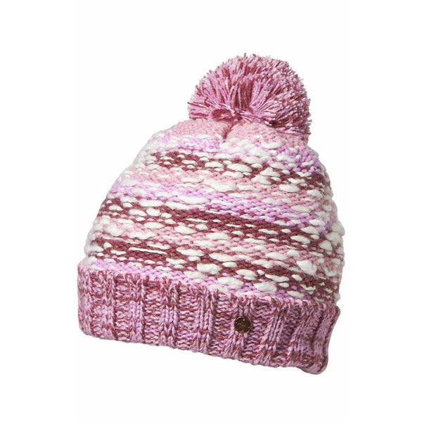 Girls' Beanie - Freya Purple