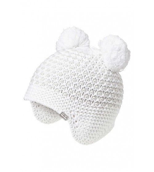Baby Girls' Kylie Beanie with Pompoms - more colors