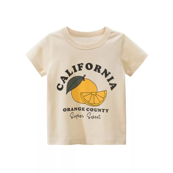 Restocked! California Orange Unisex T-shirt