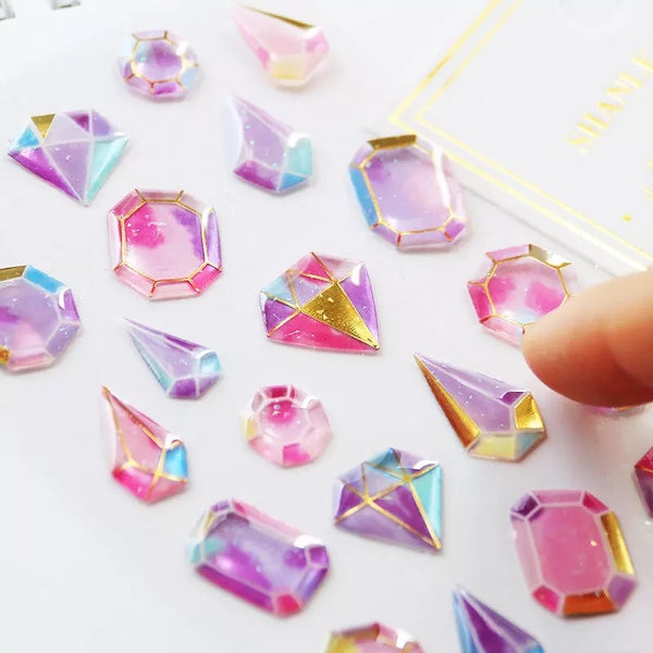 Jewel Stickers