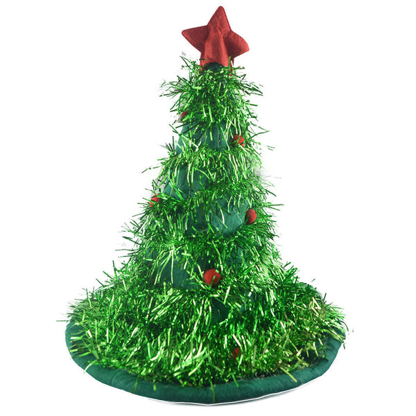 Funny Kids' Christmas Tree Hat
