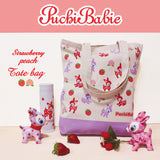 Puchi Babie Canvas Tote Bag