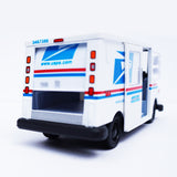 USPS Mail Truck Toy