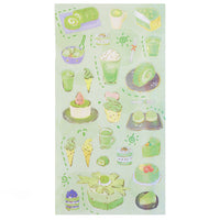 Matcha Lover Green Tea Stickers