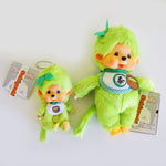 Monchhichi Matcha Green Tea Doll