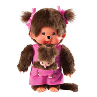 Monchhichi Mother & Baby