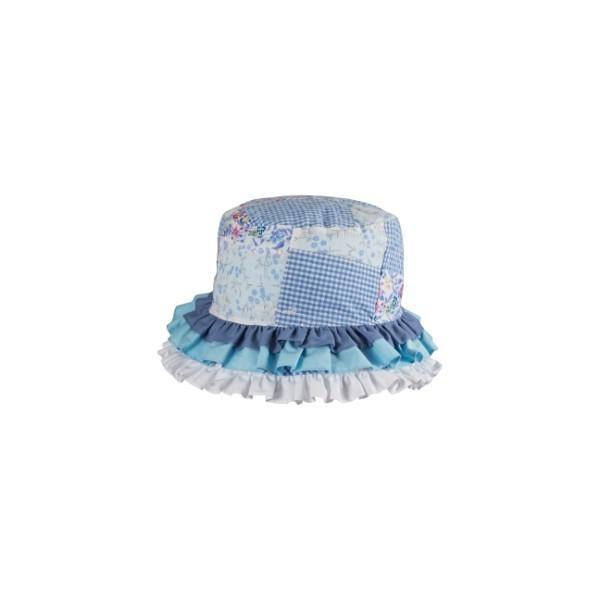 Rah Rah Blue Bucket Hat